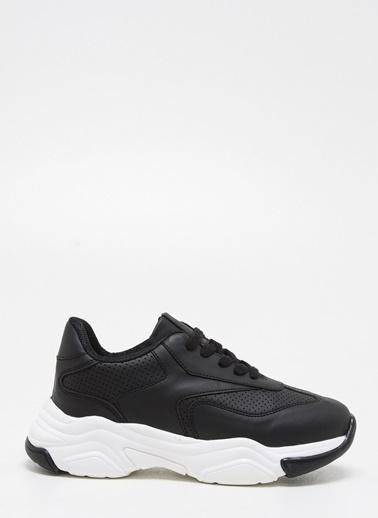 F By Fabrika F By Fabrika Alma Kadın Sneaker Siyah